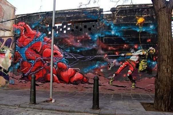 Εντυπωσιακά graffiti #17 (14)
