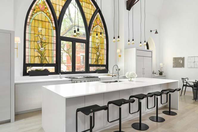 Εντυπωσιακό σπίτι στο Σικάγο ήταν κάποτε εκκλησία (3)