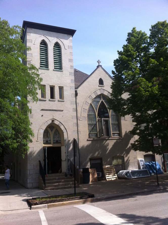 Εντυπωσιακό σπίτι στο Σικάγο ήταν κάποτε εκκλησία (11)