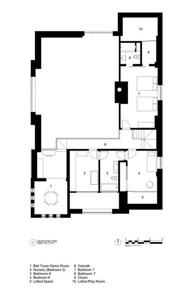 Εντυπωσιακό σπίτι στο Σικάγο ήταν κάποτε εκκλησία (14)