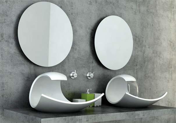 Εντυπωσιακοί και ασυνήθιστοι νιπτήρες μπάνιου (3)