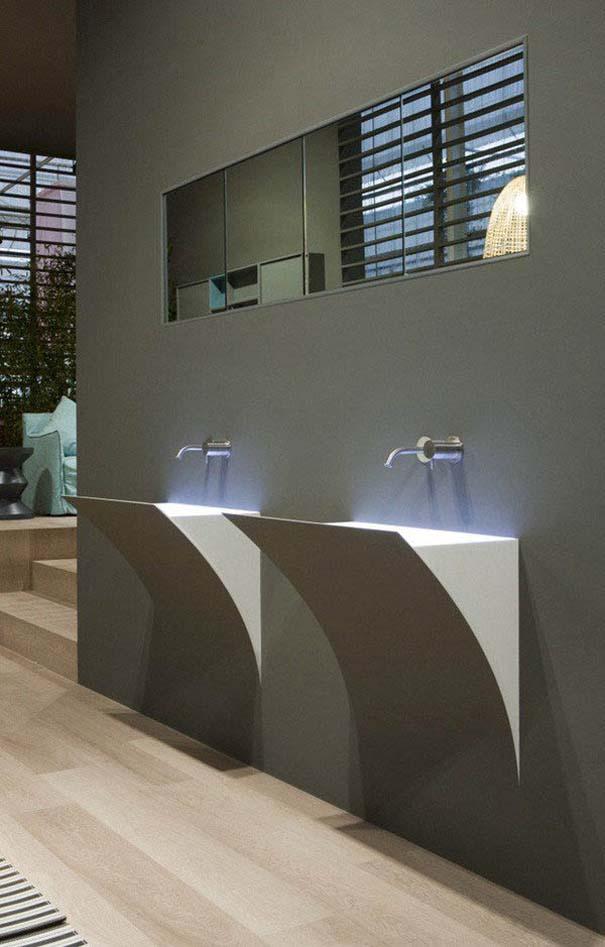 Εντυπωσιακοί και ασυνήθιστοι νιπτήρες μπάνιου (7)