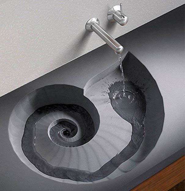 Εντυπωσιακοί και ασυνήθιστοι νιπτήρες μπάνιου (8)