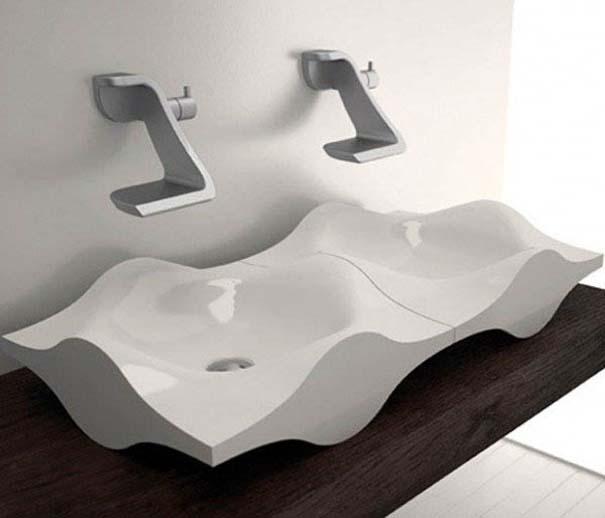 Εντυπωσιακοί και ασυνήθιστοι νιπτήρες μπάνιου (14)