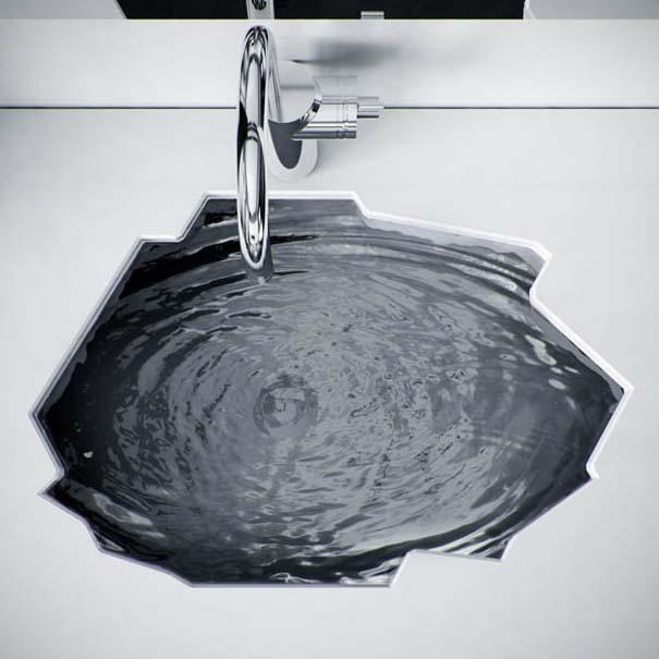 Εντυπωσιακοί και ασυνήθιστοι νιπτήρες μπάνιου (42)