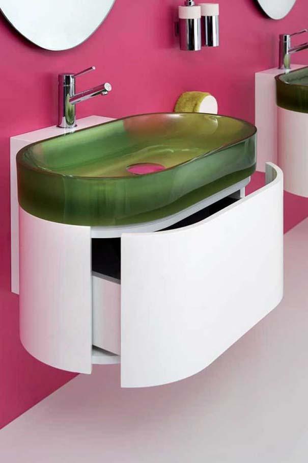 Εντυπωσιακοί και ασυνήθιστοι νιπτήρες μπάνιου (49)