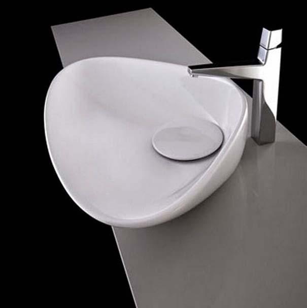 Εντυπωσιακοί και ασυνήθιστοι νιπτήρες μπάνιου (50)