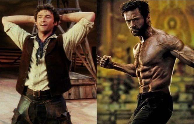 Ηθοποιοί που έγιναν φέτες για ταινίες της Marvel (1)