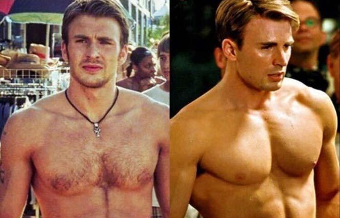 Ηθοποιοί που έγιναν φέτες για ταινίες της Marvel (2)