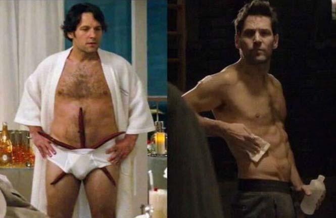 Ηθοποιοί που έγιναν φέτες για ταινίες της Marvel (4)