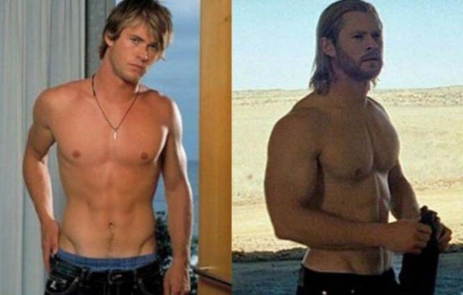 Ηθοποιοί που έγιναν φέτες για ταινίες της Marvel (5)