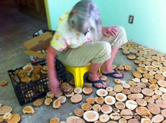 Κατασκευάζοντας ένα διαφορετικό ξύλινο πάτωμα (3)