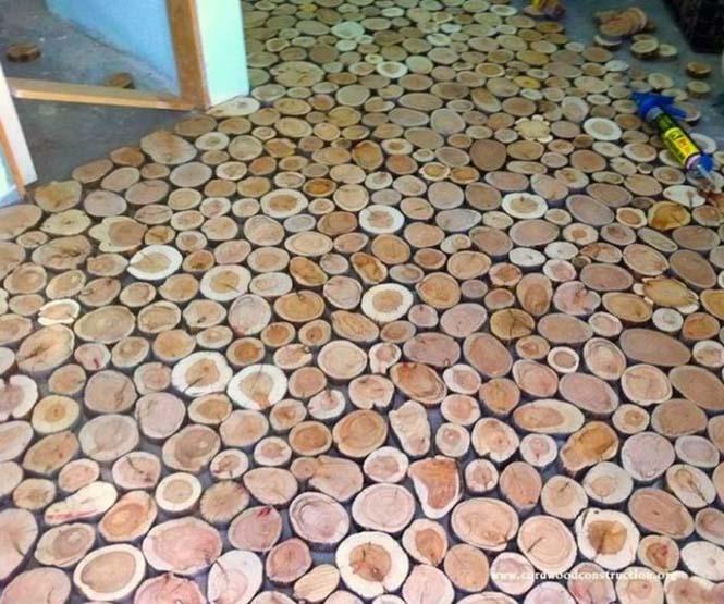 Κατασκευάζοντας ένα διαφορετικό ξύλινο πάτωμα (5)