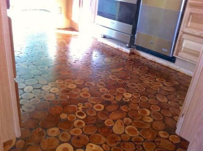 Κατασκευάζοντας ένα διαφορετικό ξύλινο πάτωμα (8)