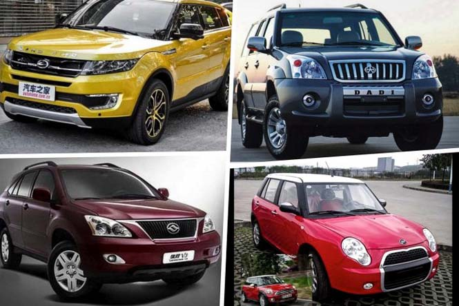 Αυτά τα κινέζικα αυτοκίνητα κάτι μας θυμίζουν... (7)