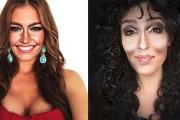 Μεταμορφώσεις με μακιγιάζ από την Rebecca Swift (1)