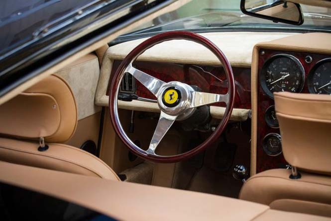 Μια κυριολεκτικά μοναδική Ferrari (2)