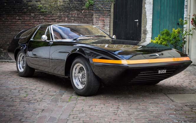Μια κυριολεκτικά μοναδική Ferrari (4)