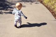 Μωρά που φοβούνται την σκιά τους