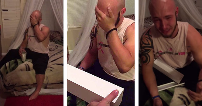 Νόμιζε πως το δώρο της γυναίκας του ήταν ένα Apple Watch