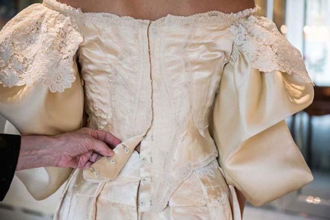 Το νυφικό που έχει φορεθεί από 11 γενιές (3)