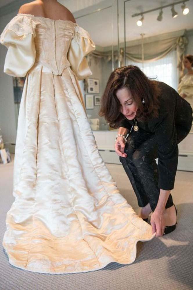 Το νυφικό που έχει φορεθεί από 11 γενιές (7)
