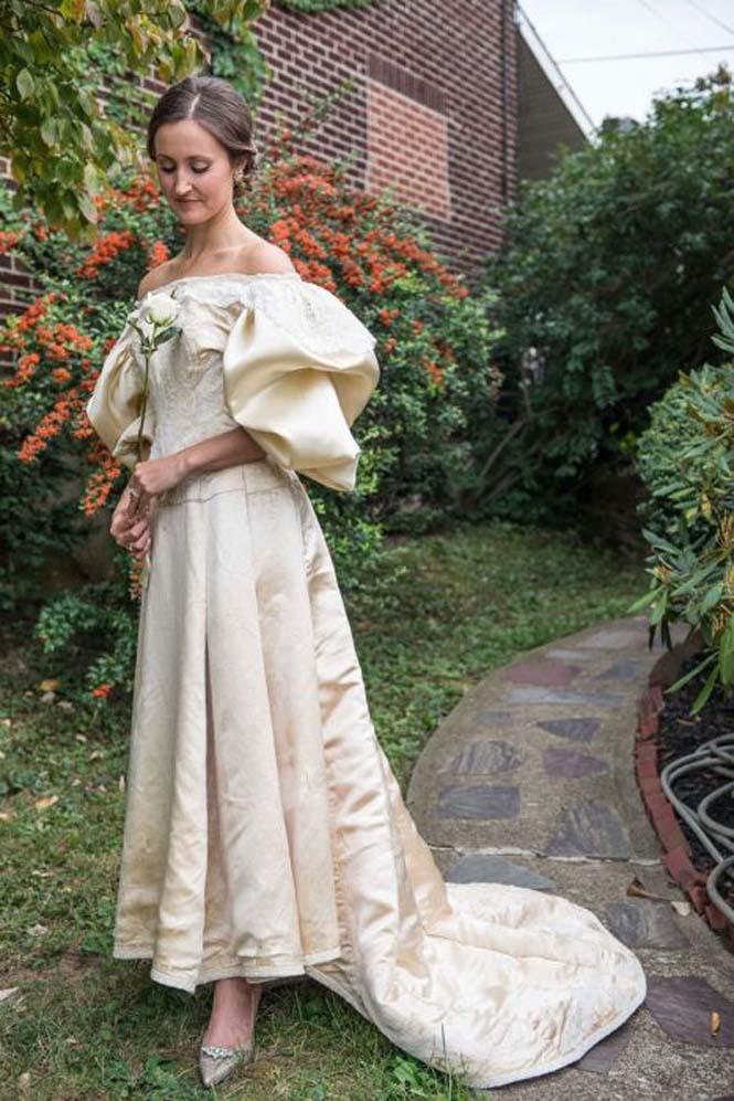 Το νυφικό που έχει φορεθεί από 11 γενιές (8)