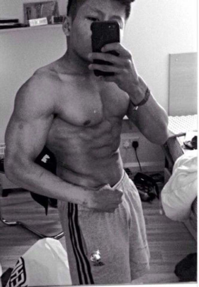 Ο πιο μικρόσωμος bodybuilder στην Βρετανία (4)