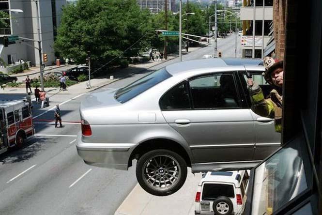 Οχήματα σε απίθανα Fails (2)