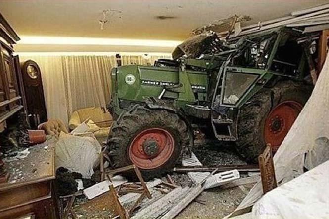 Οχήματα σε απίθανα Fails (7)