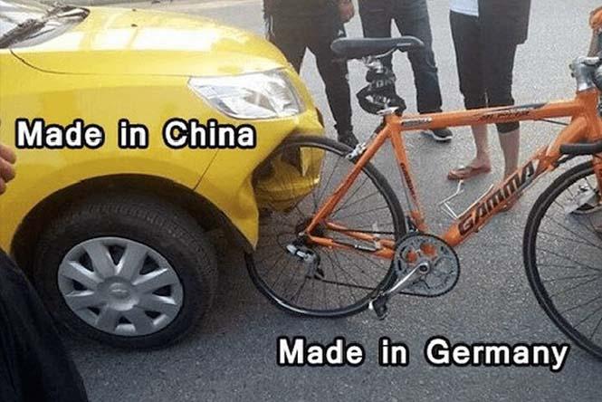 Οχήματα σε απίθανα Fails (10)