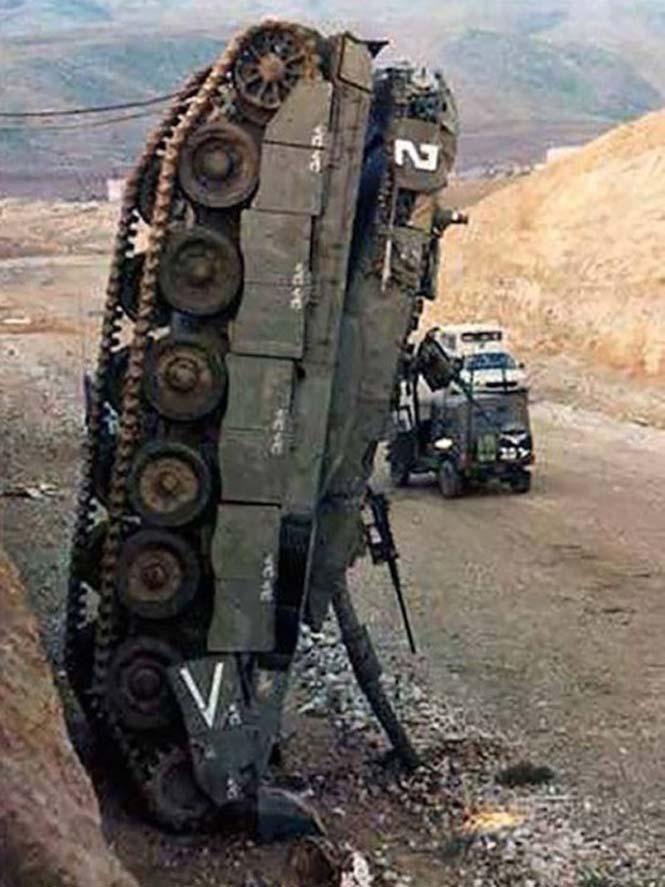 Οχήματα σε απίθανα Fails (15)