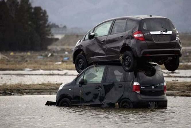 Οχήματα σε απίθανα Fails (17)