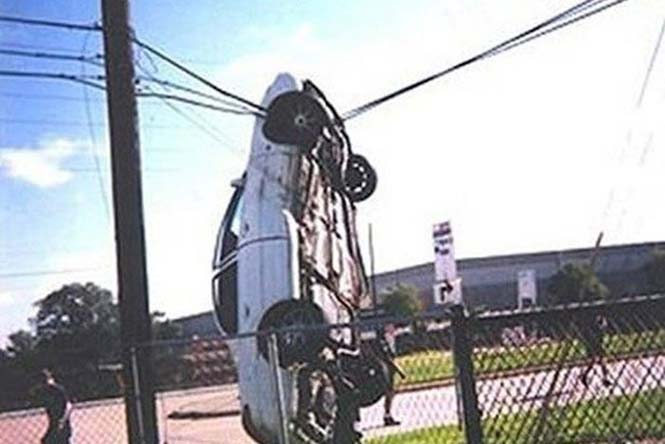 Οχήματα σε απίθανα Fails (23)