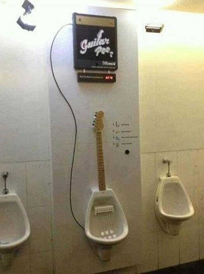 Παράξενες και εξωφρενικές δημόσιες τουαλέτες (9)