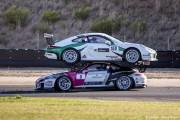 Παράξενο ατύχημα με Porsche σε αγώνα ταχύτητας (1)