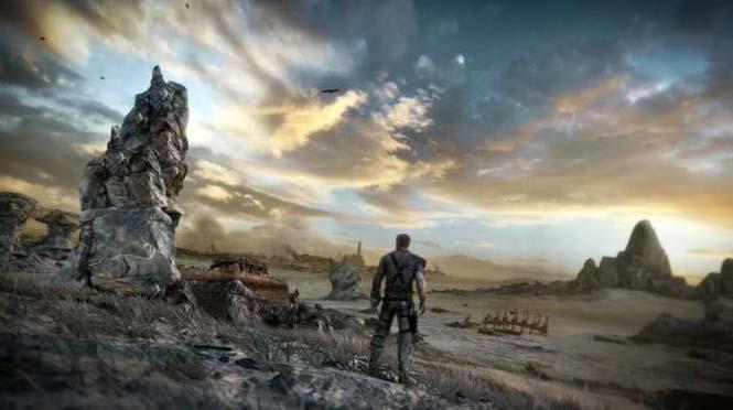 Πόσο άλλαξαν τα γραφικά των Video Games τις τρεις τελευταίες δεκαετίες (19)