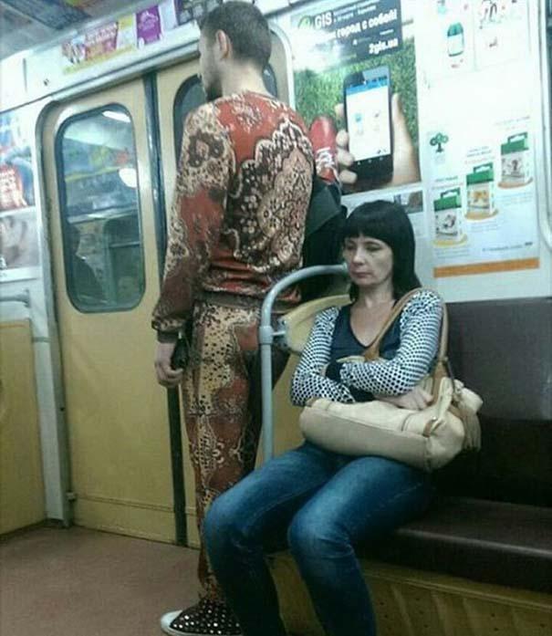 Ποτέ δεν ξέρεις τι θα συναντήσεις στο Μετρό της Ρωσίας (1)