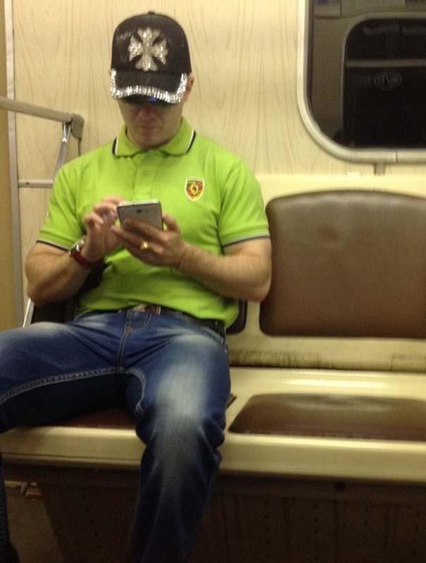 Ποτέ δεν ξέρεις τι θα συναντήσεις στο Μετρό της Ρωσίας (3)