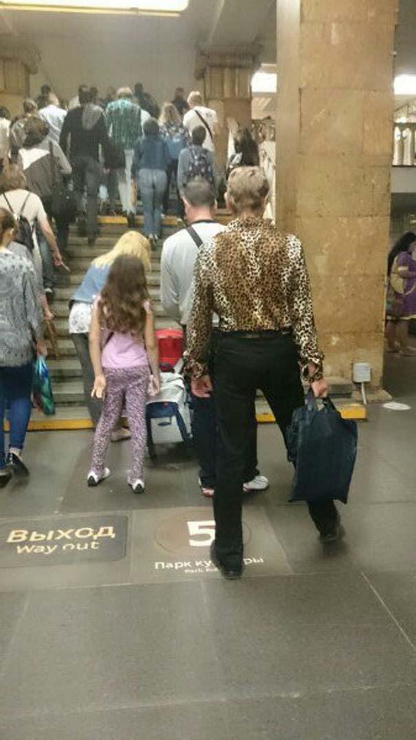 Ποτέ δεν ξέρεις τι θα συναντήσεις στο Μετρό της Ρωσίας (14)