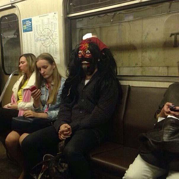 Ποτέ δεν ξέρεις τι θα συναντήσεις στο Μετρό της Ρωσίας (15)