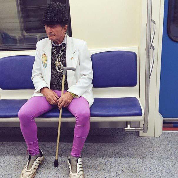 Ποτέ δεν ξέρεις τι θα συναντήσεις στο Μετρό της Ρωσίας (19)