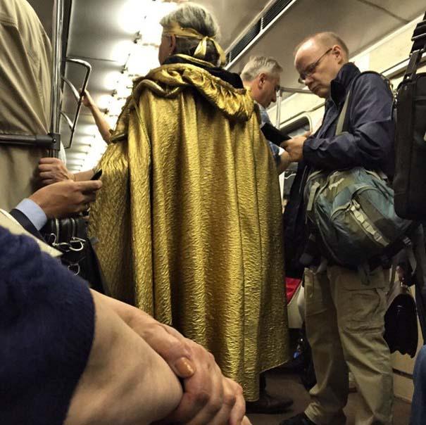 Ποτέ δεν ξέρεις τι θα συναντήσεις στο Μετρό της Ρωσίας (23)
