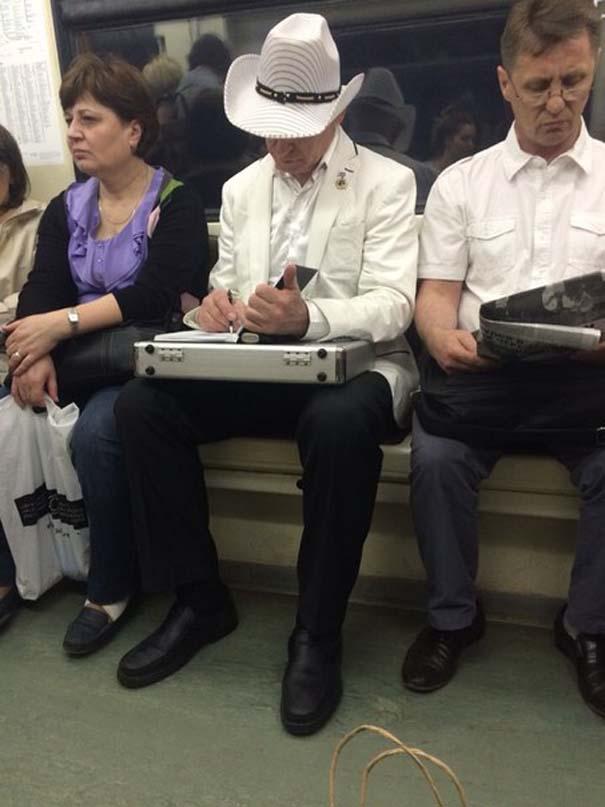 Ποτέ δεν ξέρεις τι θα συναντήσεις στο Μετρό της Ρωσίας (27)