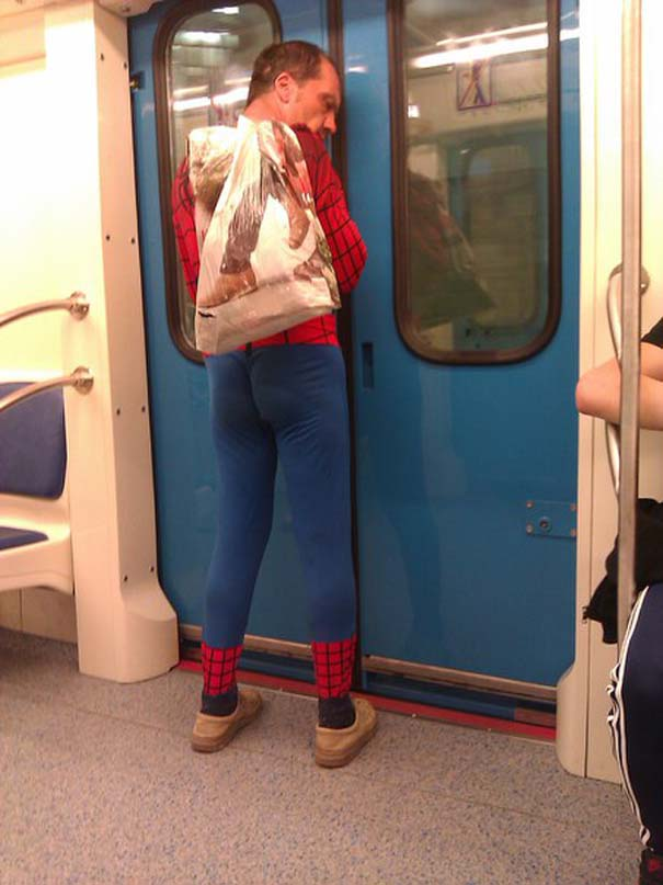 Ποτέ δεν ξέρεις τι θα συναντήσεις στο Μετρό της Ρωσίας (30)