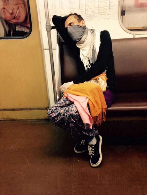 Ποτέ δεν ξέρεις τι θα συναντήσεις στο Μετρό της Ρωσίας (32)