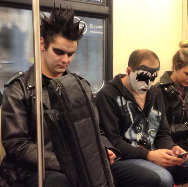 Ποτέ δεν ξέρεις τι θα συναντήσεις στο Μετρό της Ρωσίας (34)