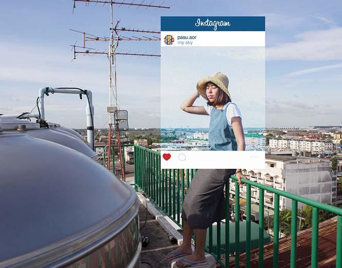 Η πραγματικότητα πίσω από τις φωτογραφίες του Instagram (5)