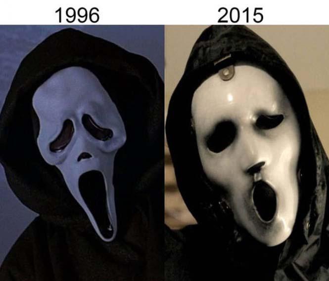 Σύγκριση διάσημων ταινιών με τα πρόσφατα remakes τους (2)