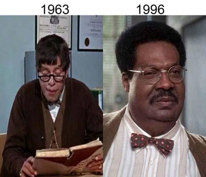 Σύγκριση διάσημων ταινιών με τα πρόσφατα remakes τους (5)